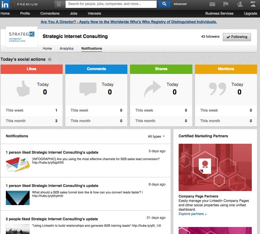 4 linkedin company page analytics metrics you should be reporting on lidetailedanalyticsdashboard malvernweather Images