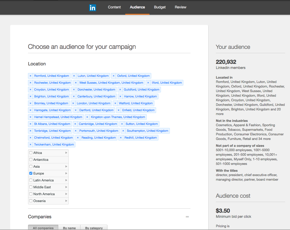 hubspot ads add on persona dashboard