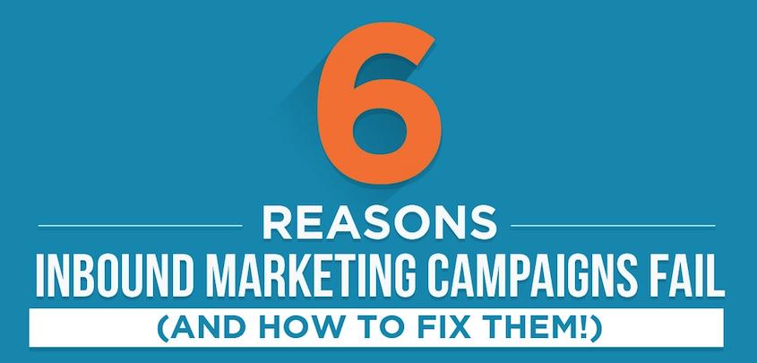 inbound marketing mistakes