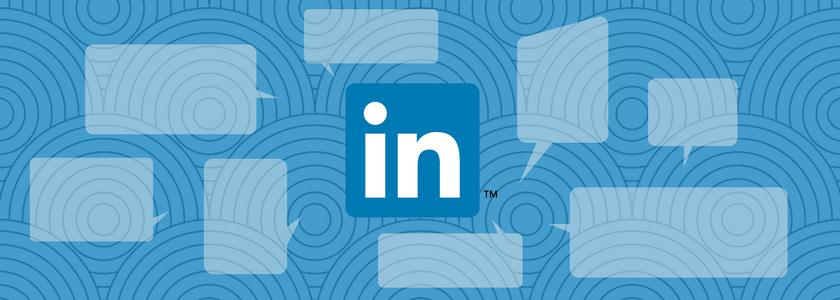 linkedin profile social selling