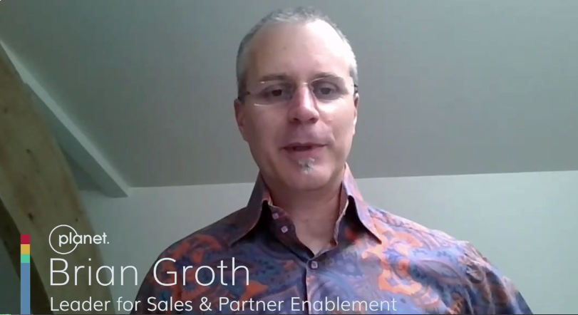Sales Thought Leadership: Brian Groth on Defining Sales Enablement