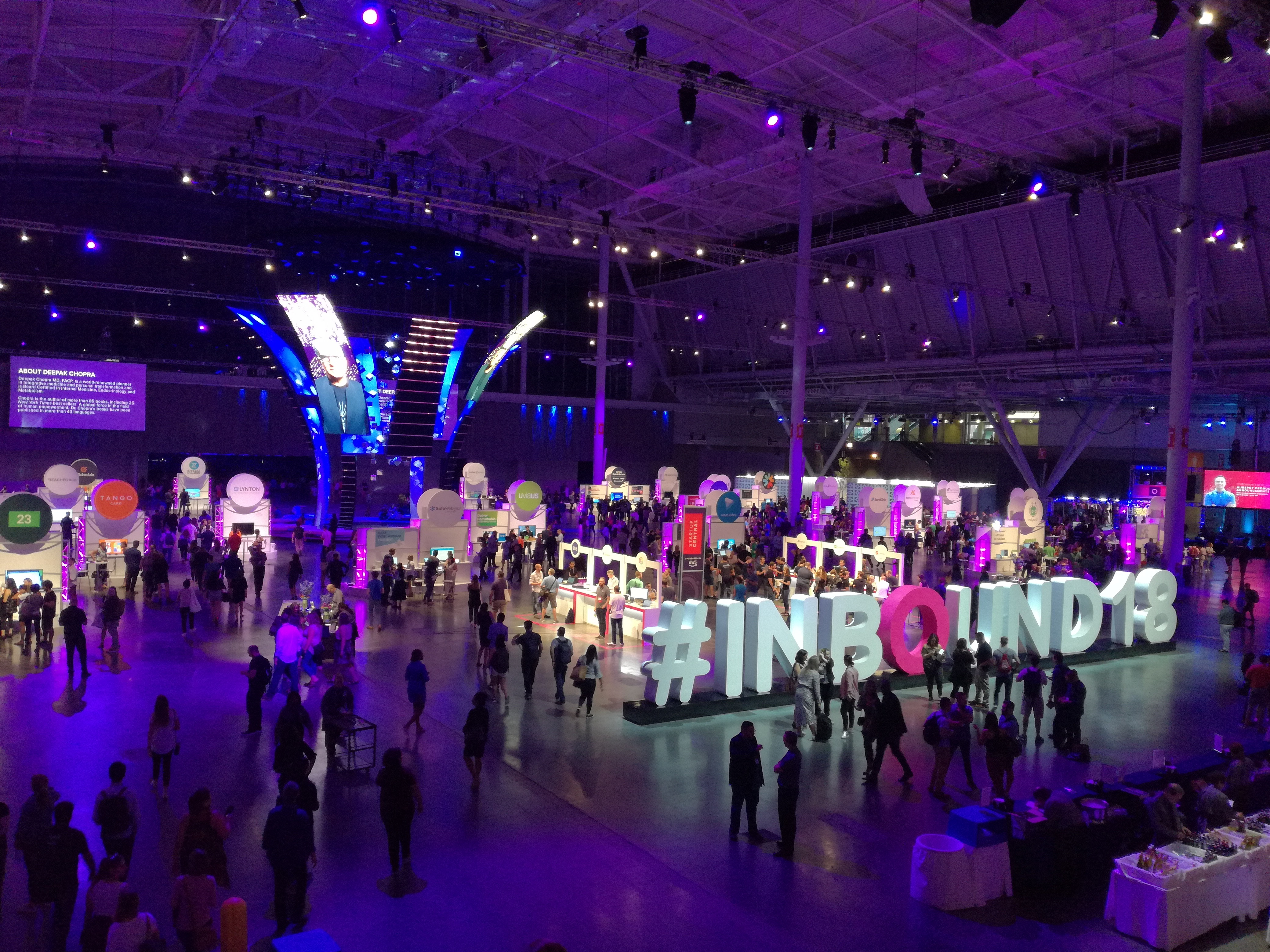 7 Marketing and Sales Takeaways From INBOUND 2018