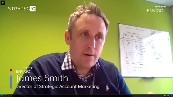 B2B Marketing Thought Leadership: James Smith on Marketing in Life Sciences