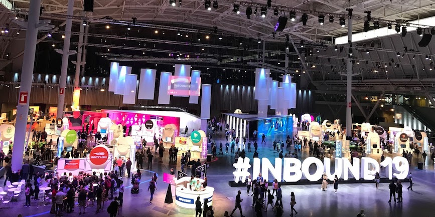 INBOUND 19 - Takeaways, Trends and Disruptions to Watch in B2B