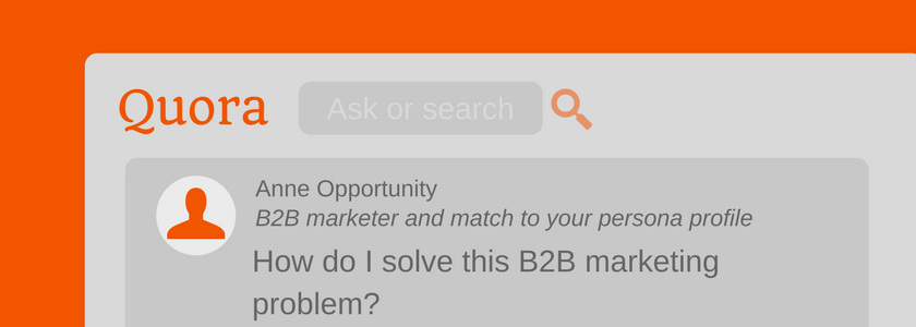 How To Use Quora To Support Content Marketing